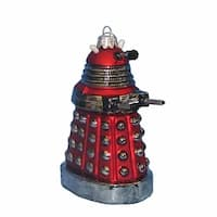 Doctor Who 5-inch Dalek Figural Christmas Tree Ornament