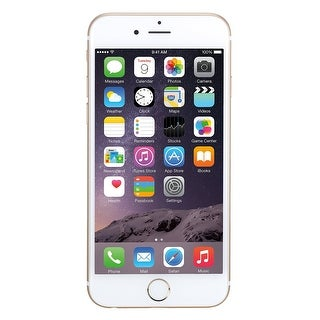 Apple iPhone 6 16GB Unlocked GSM Phone w/ 8MP Camera (Certified Refurbished)