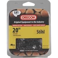 "Oregon 20"" Repl Saw Chain"