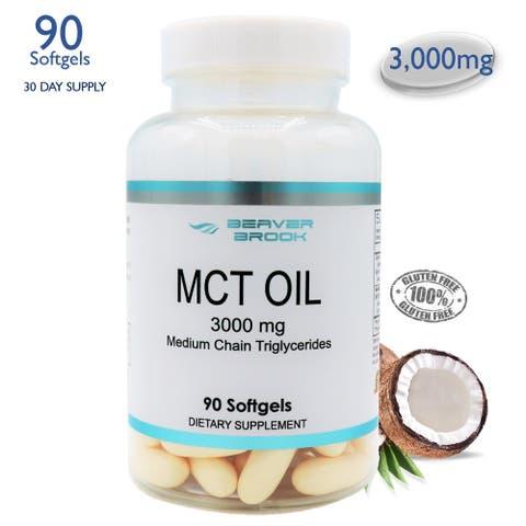 Beaver Brook MCT Oil Dietary Supplement