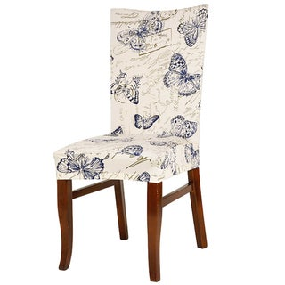 Unique Bargains Washable Stretch Dining Chair Cover (Option: #1 - Casual)