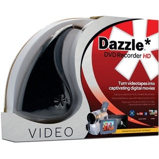 Dazzle Dvd Recorder Hd Vhs To Dvd Converter
