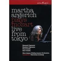 Mozart.W.a. - Martha Argerich Plays Mozart: [DVD]