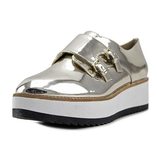 Aldo Womens Kerrina-82 Low Top Buckle Fashion Sneakers