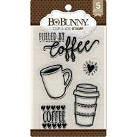 Bobunny Stamps-Cup Of Joe