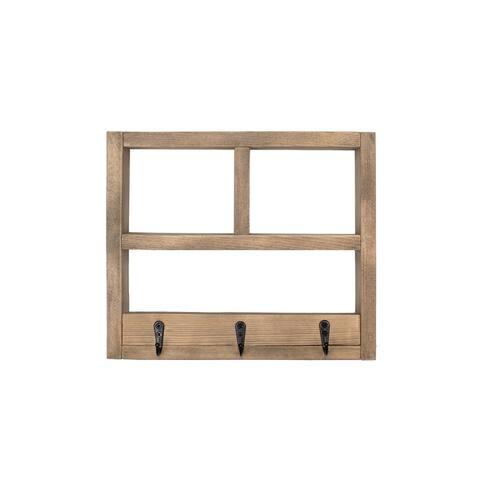 "Furniture Pipeline Dalton Cubby 13"" Shelf Organizer"
