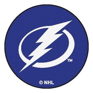 NHL - Tampa Bay Lightning Puck Mat
