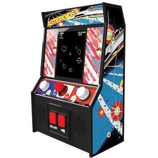 Retro Miniature Arcade Video Games - Asteroids - MultiColor