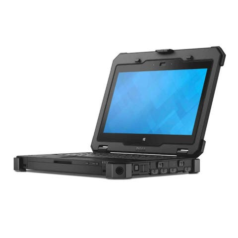 Dell 12 Rugged 7202 11.6-in Refurb 2-in-1 - Intel M 1.20 GHz 8GB 256GB SSD Win 10 Pro - Bluetooth, Webcam, Touchscreen