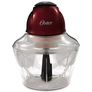 Oster FPSTMC1250 Top Chop 4-Cup Chopper - Clear