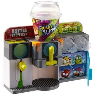 The Grossery Gang Mini Figure Mushy Slushie Machine Playset