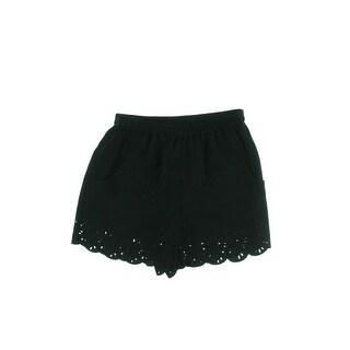 Rachel Rachel Roy Womens Mexico City Flat Fron Pull On Dress Shorts - M