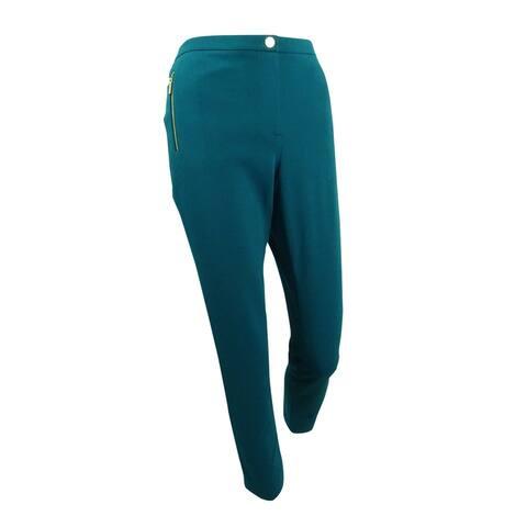 Calvin Klein Women's Petite Stretch Dress Pants
