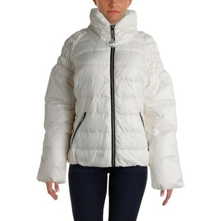 Big Chill Womens Quilted Down Puffer Jacket