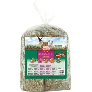 Kaytee Timothy Hay Variety Carrot, Cranberry, Mint, Mango and Marigold 5/10oz