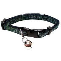 MLB Seattle Mariners Cat Collar