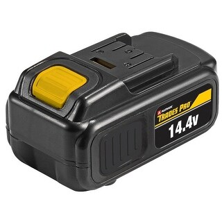 Trades Pro 14.4 Volt Replacement Battery Pack - 837977