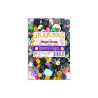 Buttons Galore Button Grab Bag Mixed Color