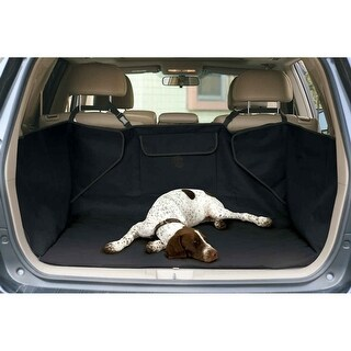 "K&H Pet Products Quilted Cargo Cover Black 52"" x 40"" x 18"""