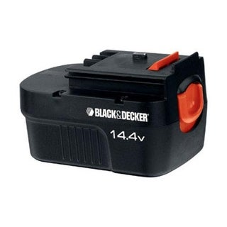 Black & Decker HPB14 Spring Loaded Slide Pack Battery, 14.4 V