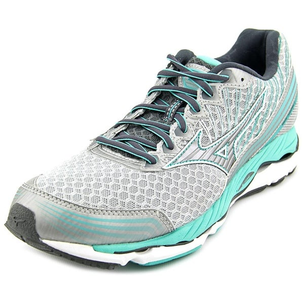 Mizuno Wave Paradox 2 Women Round Toe Synthetic Gray Running Shoe