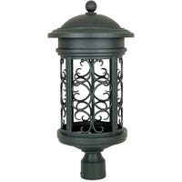"Designers Fountain 31136-ORB 1-Light 11"" Post Lantern from the Dark Sky Barrington Collection - Oil Rubbed Bronze - N/A"