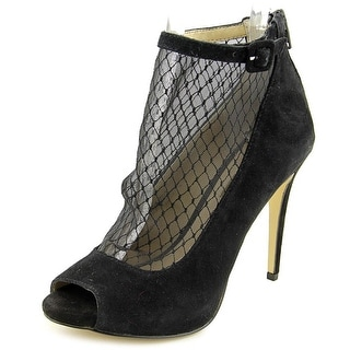 INC International Concepts Sicili Peep-Toe Synthetic Heels