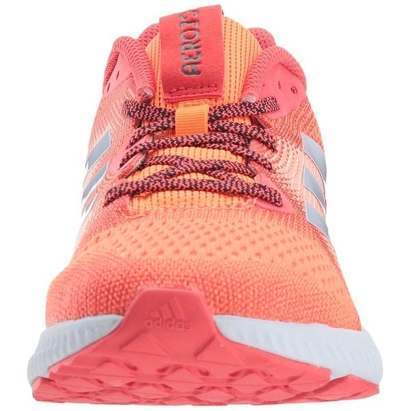 6f17b9ecc8d5b Shop adidas Women s Aerobounce ST w Running Shoe - 5.5 - Free ...