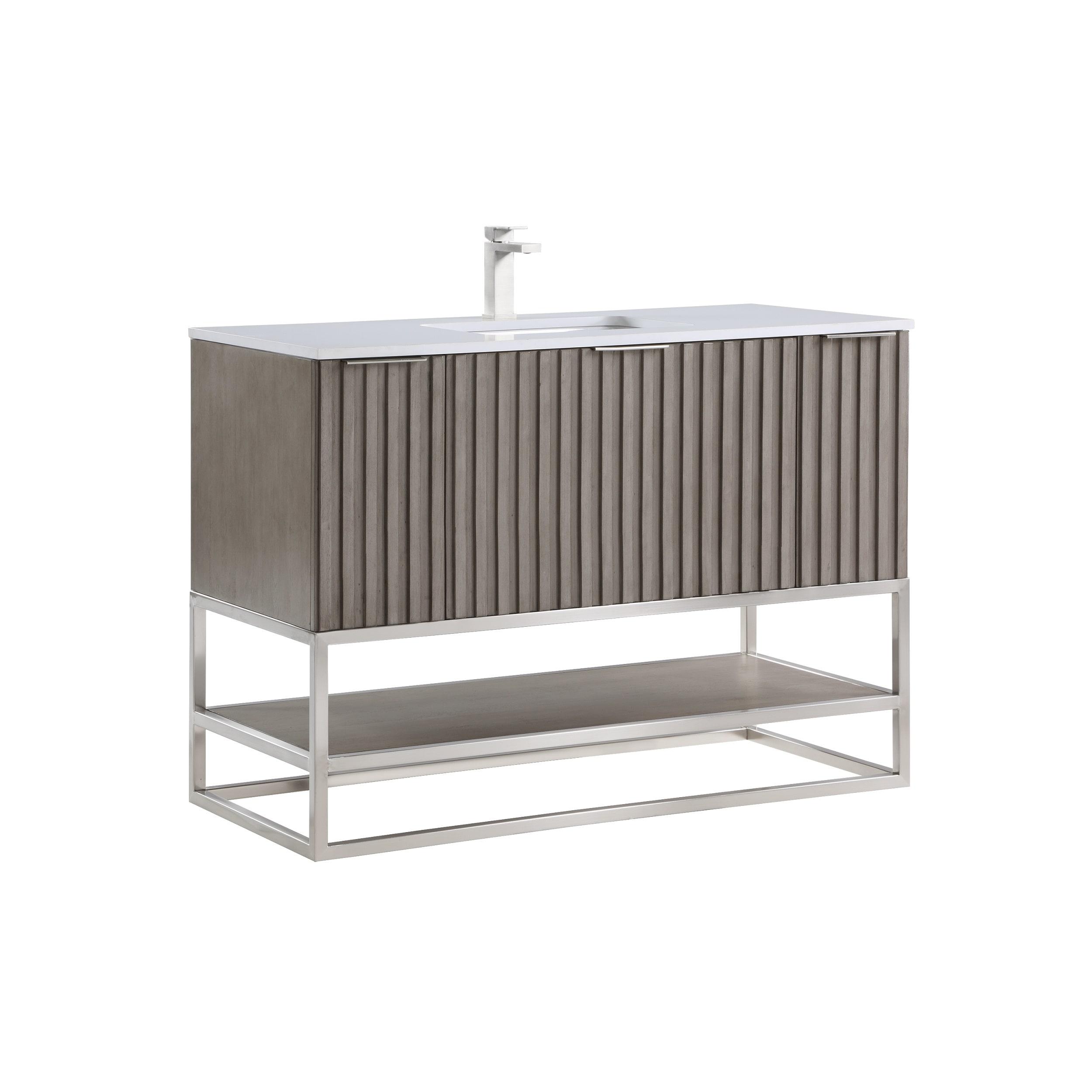 Bemma Terra 48 Bathroom Vanity Overstock 32350992