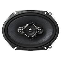 "Pioneer 6x8"" 4-Way 350W Max Pair No grills"