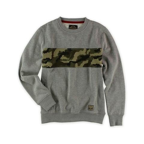 Ecko Unltd. Mens Camo Crew Sweatshirt