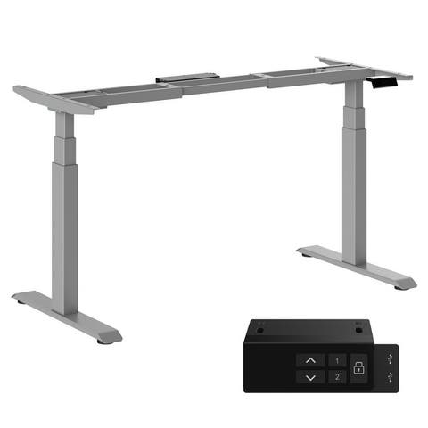 Electric Sit to Stand Desk Frame Workstation
