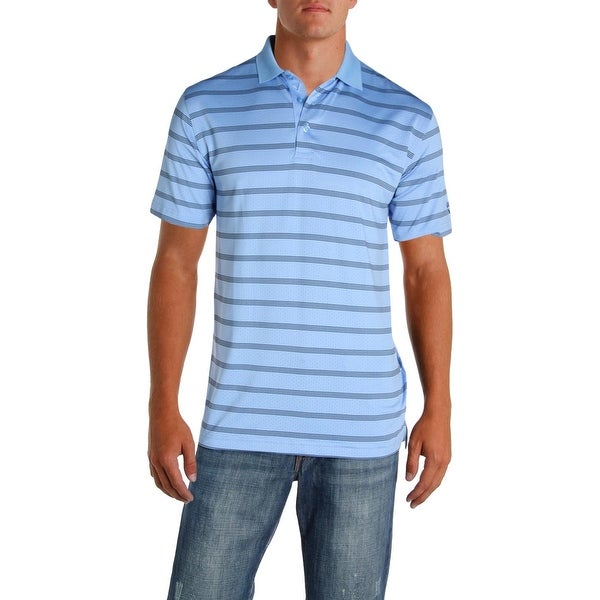 new style 4740f 4e922 Callaway Mens Polo Shirt Jersey Striped