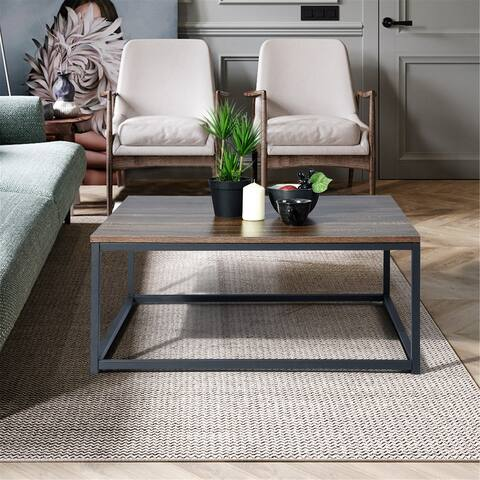 Furniture R Powder Coating Square Coffee Table