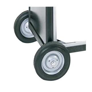 "OF-LELB - Offex Endura Big Wheel Pack For 24"" x 32"" Cart - Black"