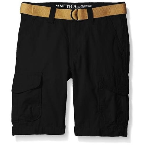 Nautica Boys 8-20 Belted Cargo Short
