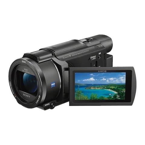 Sony FDR-AX53 UHD 4K Handycam Camcorder