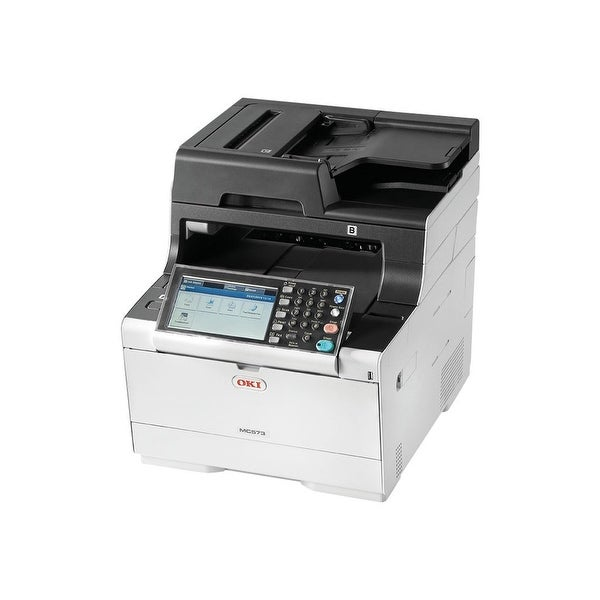 Okidata - Mc573dn Color Mfp (Up To 31Ppm Color/Mono), 120V