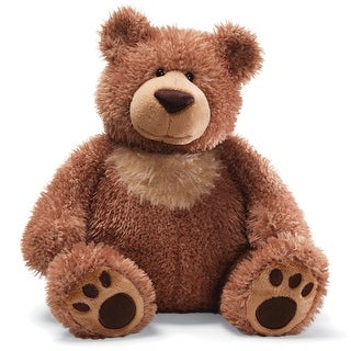 "Gund Slumbers Teddy Bear - Plush Stuffed Animal Collectible - 17"" High"