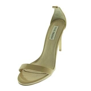 Steve Madden Womens Stecy Evening Sandals - 10 medium (b,m)