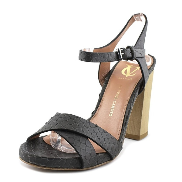 VC Signature Lukey Women Navy Sandals