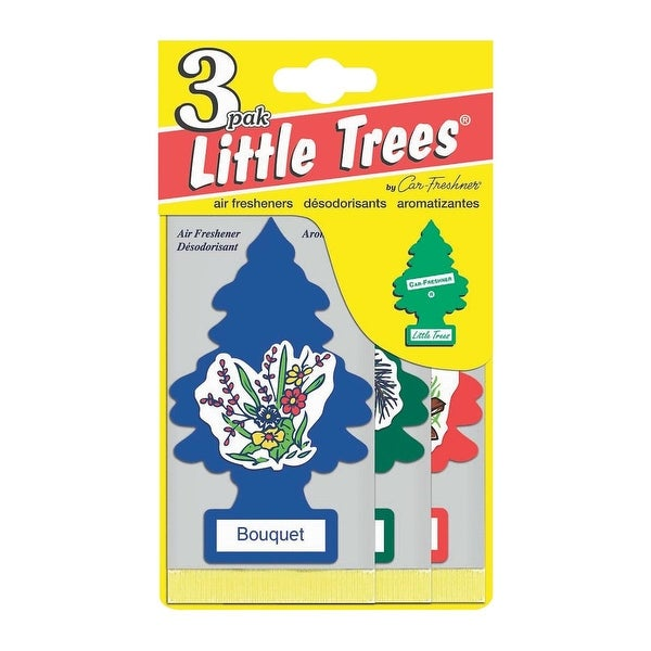 Car Freshner 3Pk Air Freshener