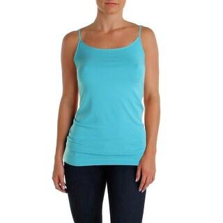 Aqua Womens Cami Stretch Solid - o/s