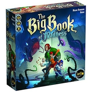 The Big Book of Madness Board Game