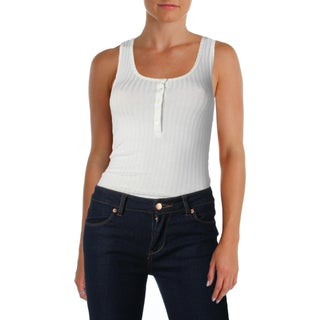 Denim & Supply Ralph Lauren Womens Bodysuit Knit Sleeveless - s