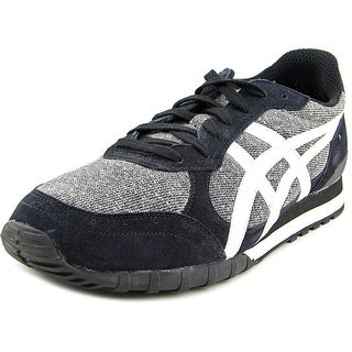 Onitsuka Tiger by Asics Colorado Eighty-Five Men Canvas Black Fashion Sneakers