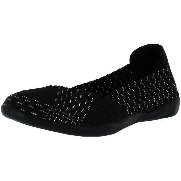 Bernie Mev Womens Catwalk Flats Shoes