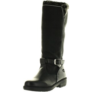 Totes Womens Margie Popular Waterproof Fashion Snow Boots