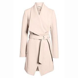 Link to T Tahari Women's Abbey Draped Wrap Coat (XL) Similar Items in Women's Outerwear