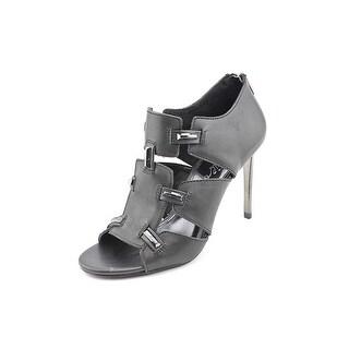 Fergie Daphne Open Toe Leather Sandals